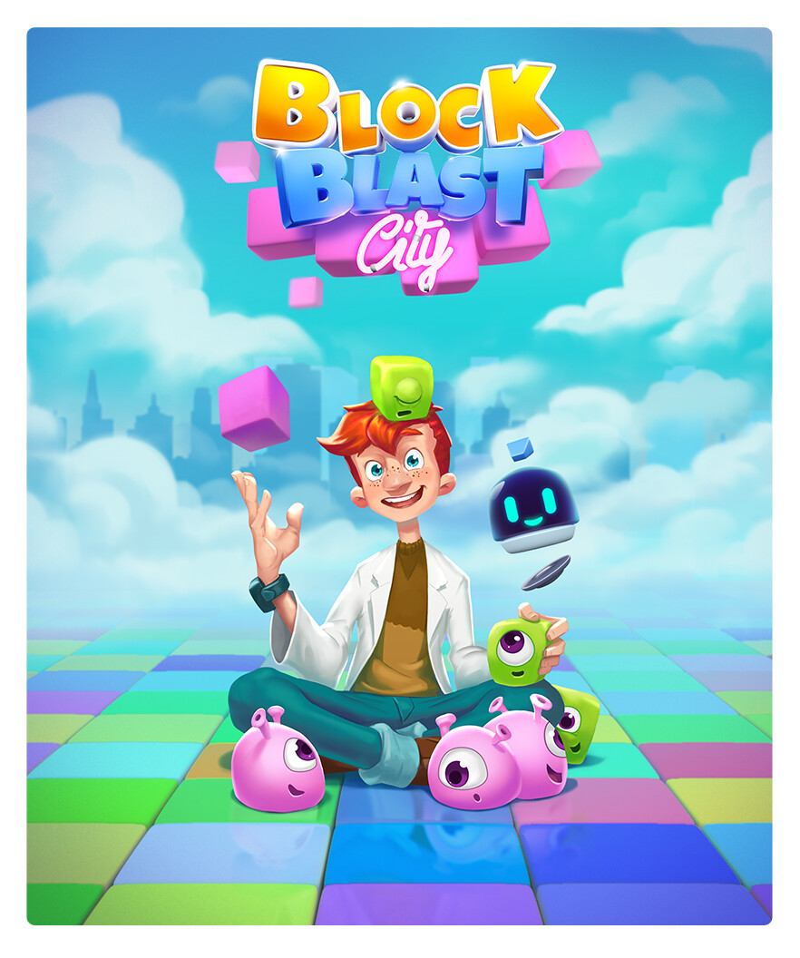 Block Blast City