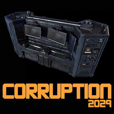 Corruption 2029 Props
