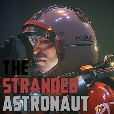 The Stranded Astronaut - 6 Week Project