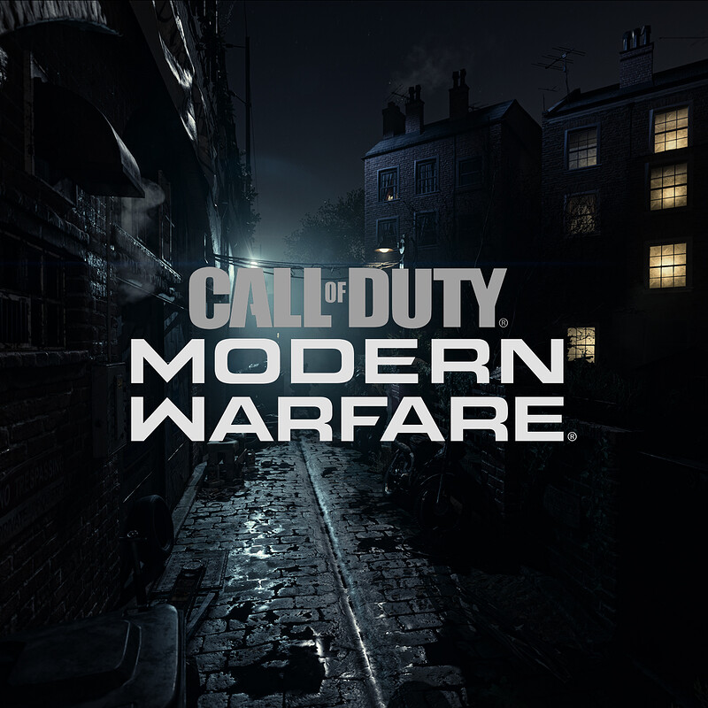 Call of Duty : Modern Warfare - SP - Clean House