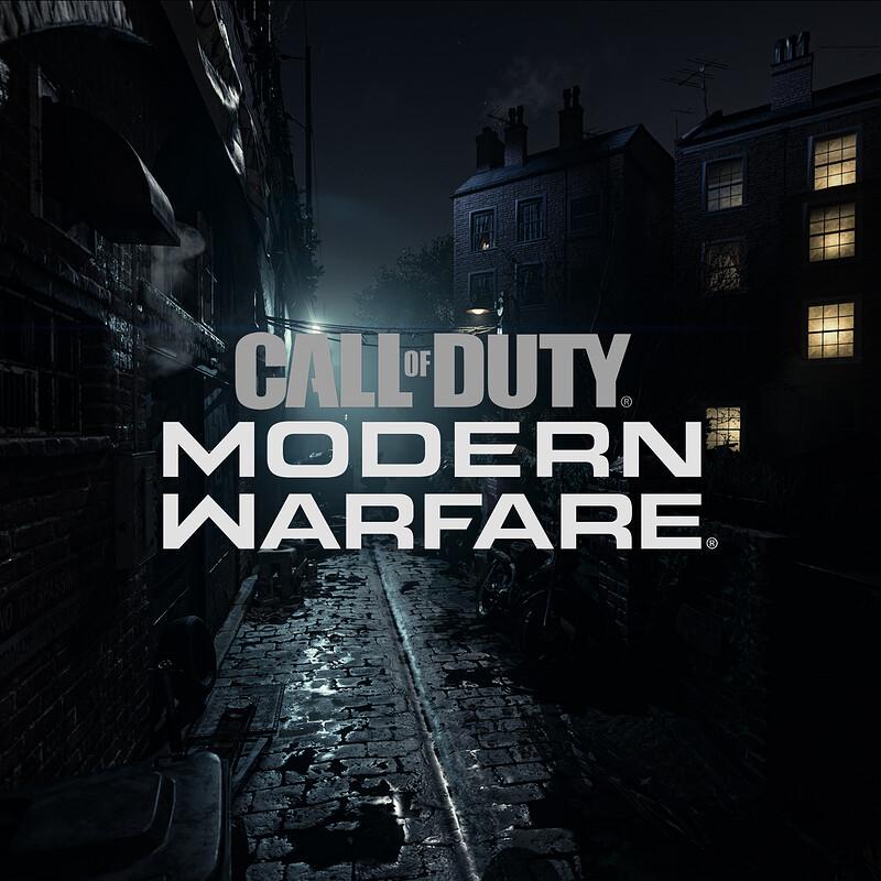Call of Duty : Modern Warfare - SP - Clean House