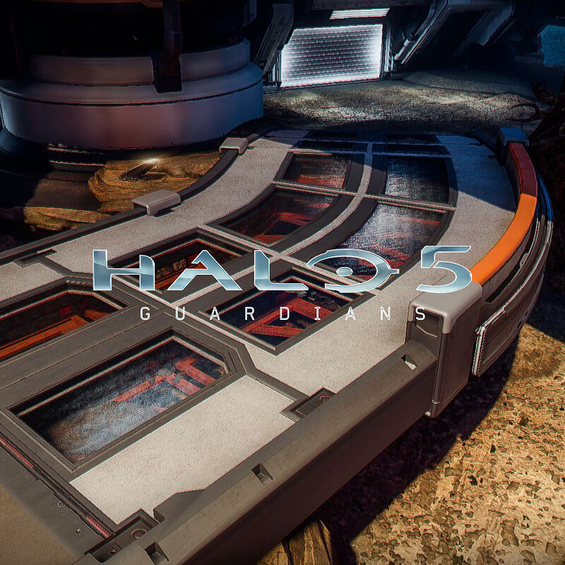 Halo 5: Guardians Warzone - Arc Bridge