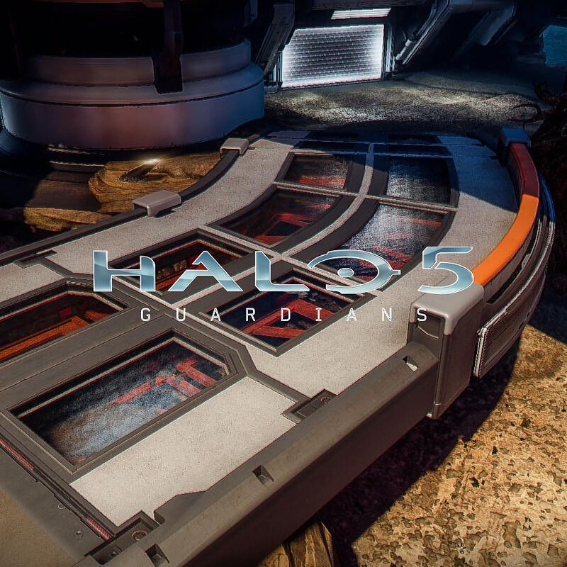 Halo 5: Guardians Warzone - Arc Bridge