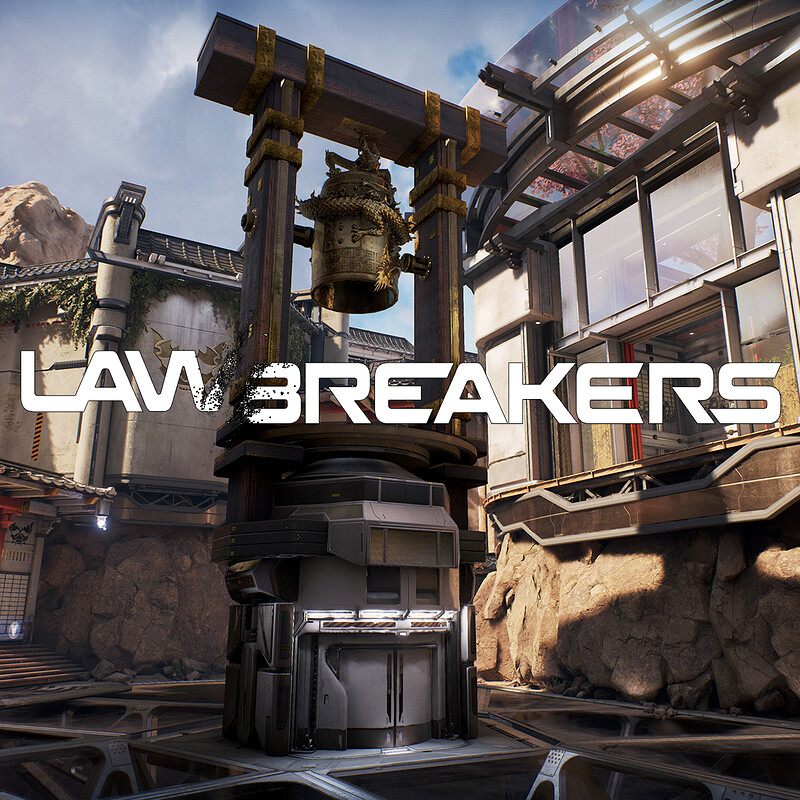 Lawbreakers Official: Grandview