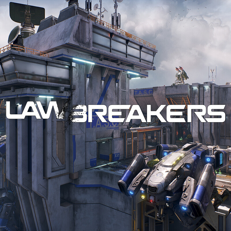 Lawbreakers Official: Mammoth