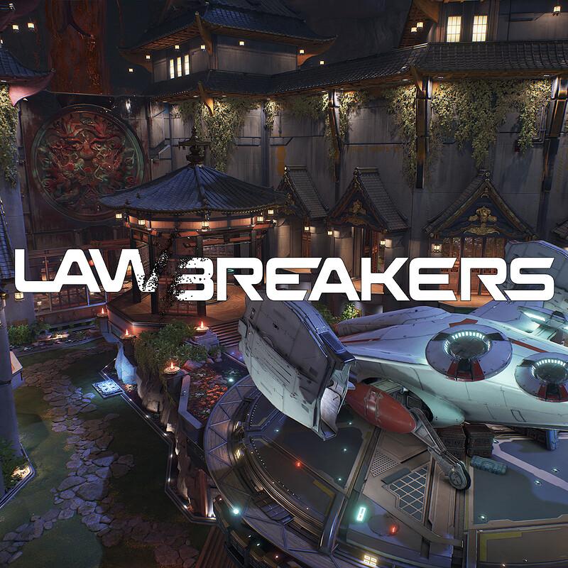 Lawbreakers Official: Redfalls