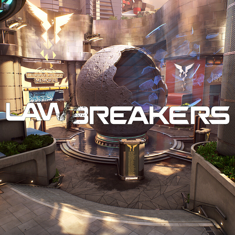 Lawbreakers Official: Promenade