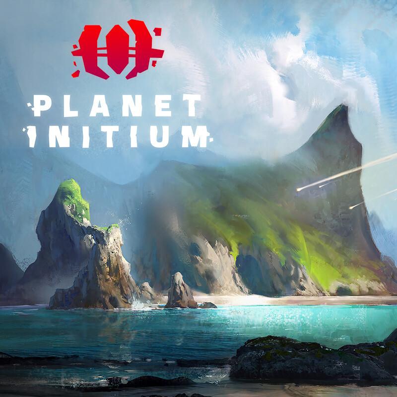 Planet Initium Island Exploration