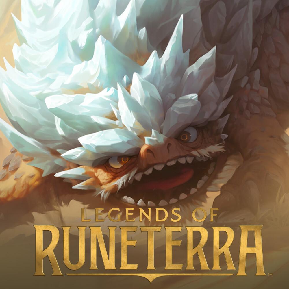 GRUMPY ROCKBEAR - Legends of Runeterra