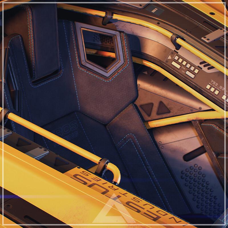 Hephaestus Heavy Industries - Indoor Reveal