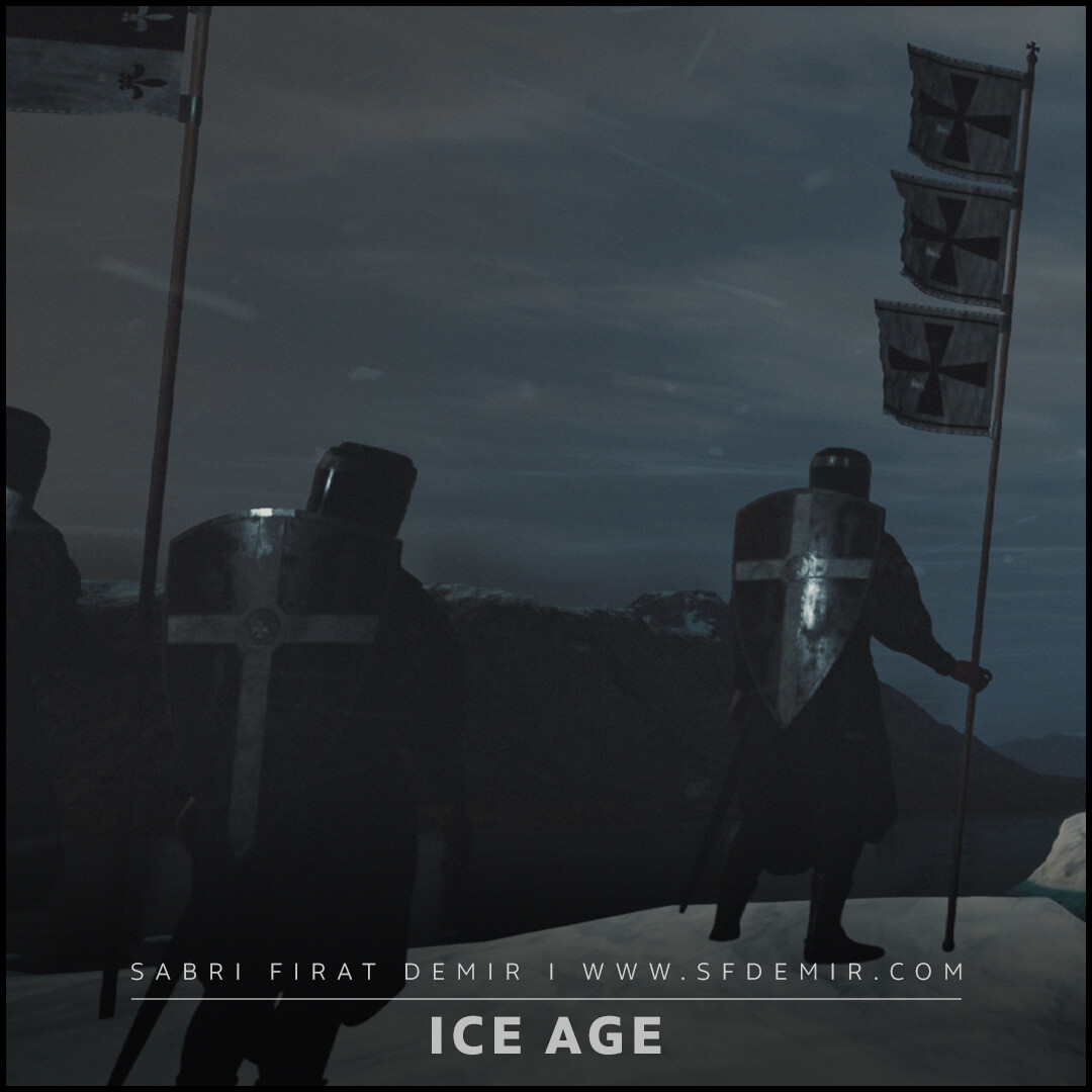 Medieval Ice Age
