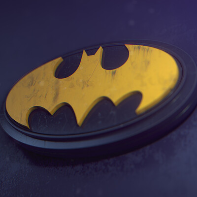 Bat-Man logo