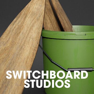 Bucket, Oar | Switchboard Studios