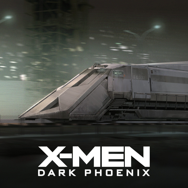X-Men Dark Phoenix: Armored Train