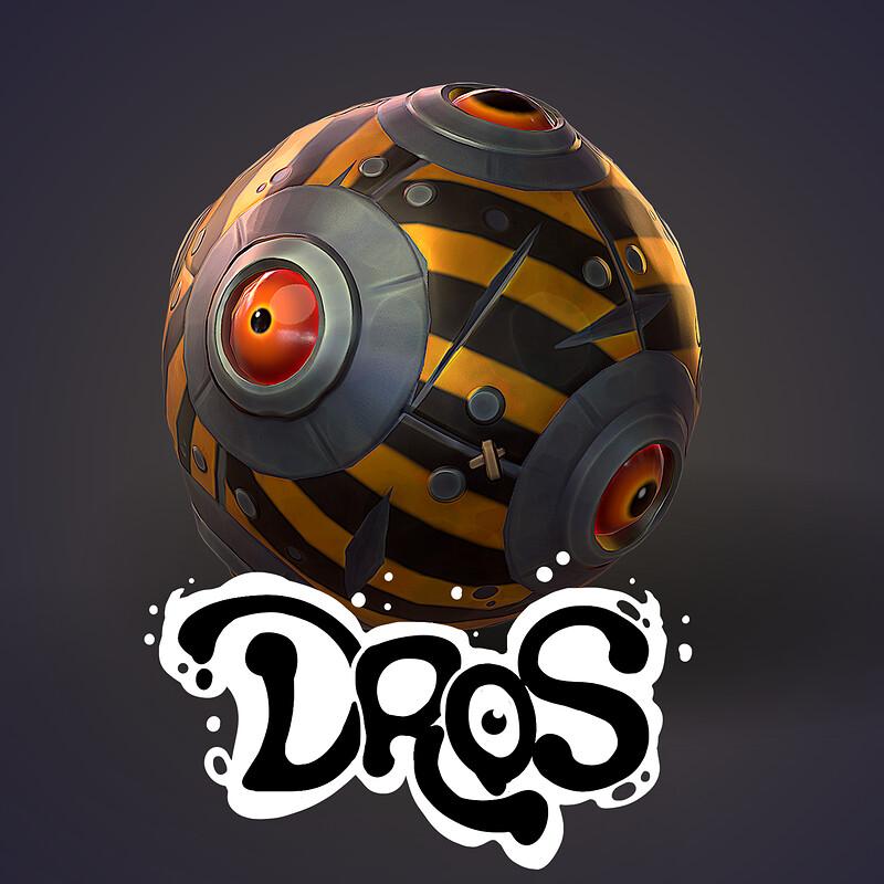 Dros - Ball & Kaboom Dros