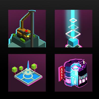 30MM Steam Achievement Icons
