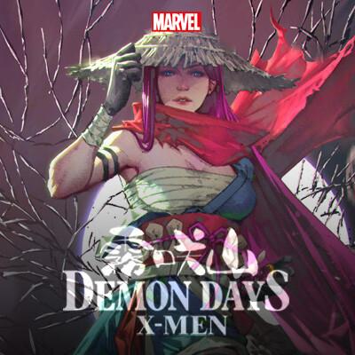 Demon Days : X-Men #1