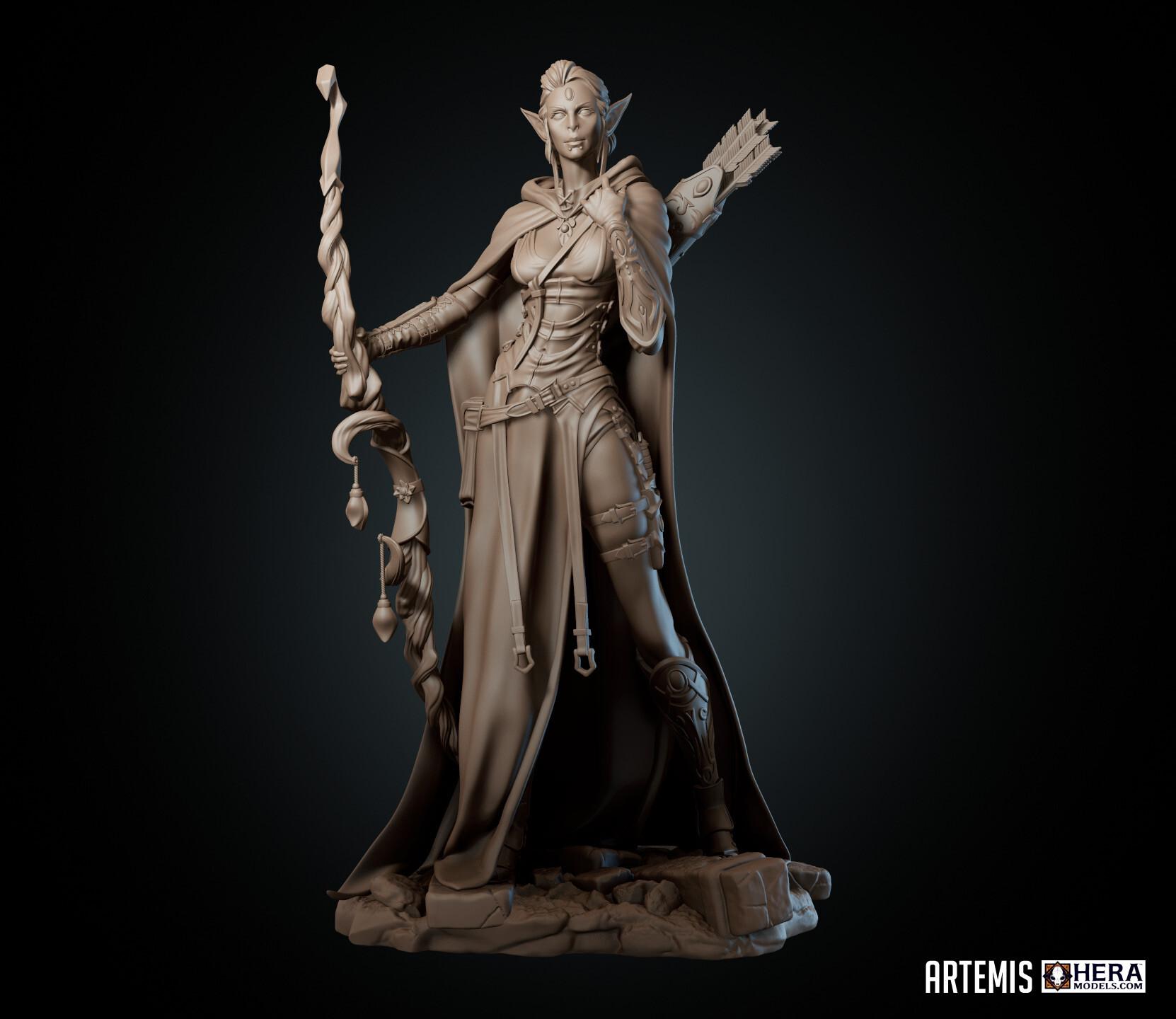 Artemis, Light Arrow