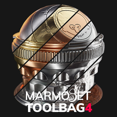 Toolbag 4 Materials - Metals