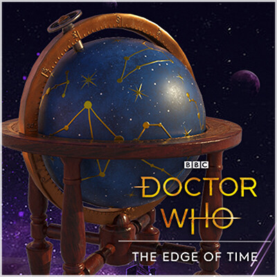Dr Who-The Edge of Time Props