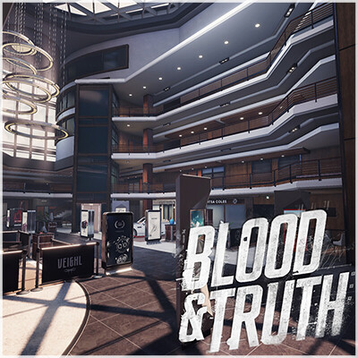 Blood & Truth- Environments