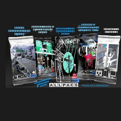 ALLPACS - Unreal Engine