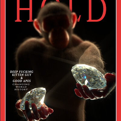 The HOLD Magazine