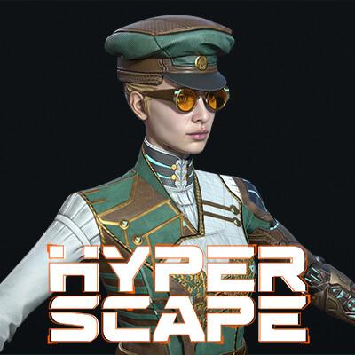 Hyper Scape: Prodigy Steampunk