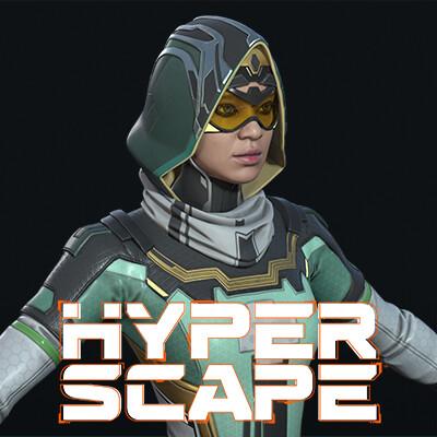Hyper Scape: Noor PS