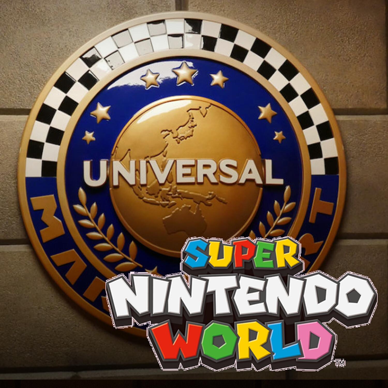 Super Nintendo World: Mario Kart