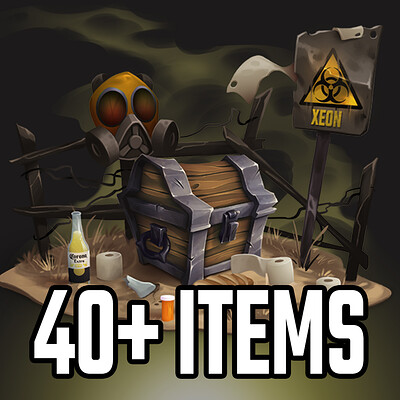Various Items and Packages