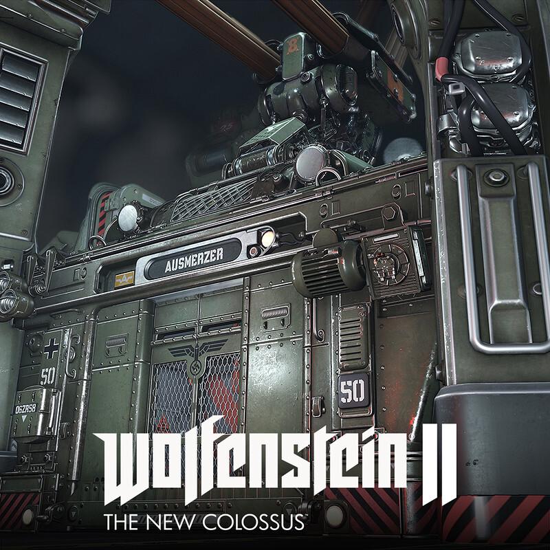 Wolfenstein 2:  Ausmerzer