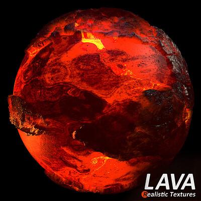 R33k r33k lava textures material unity realistic artstation