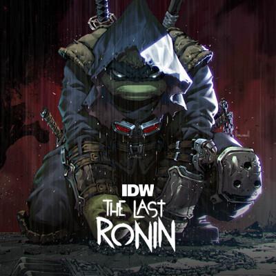 TMNT : The Last Ronin #1