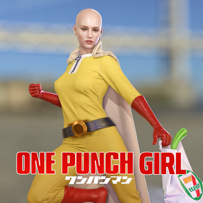 One Punch Girl