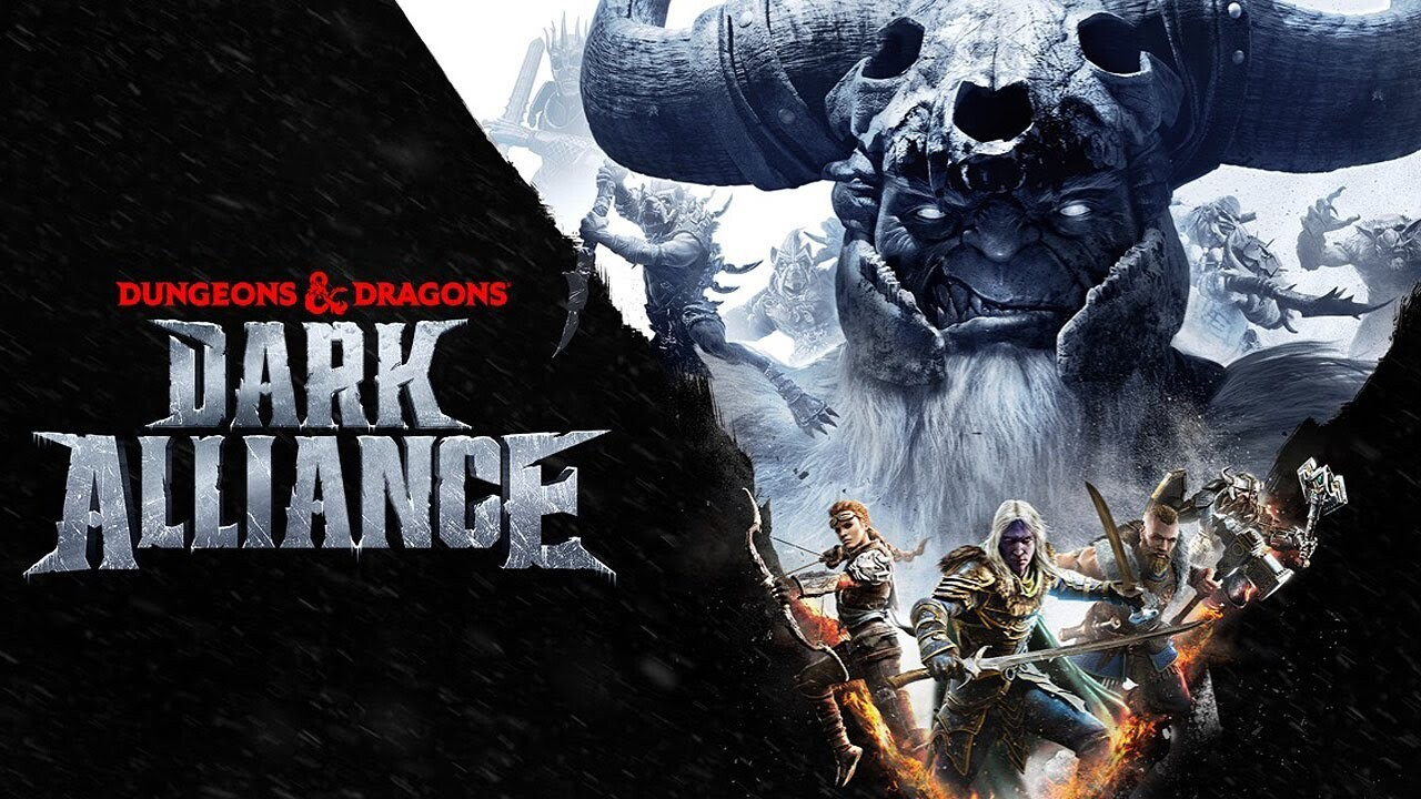 Dungeons And Dragons - Dark Alliance