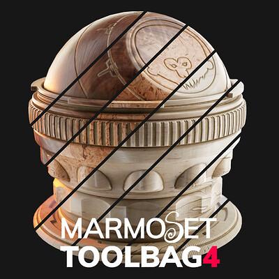 Toolbag 4 Materials - Wood Part 1
