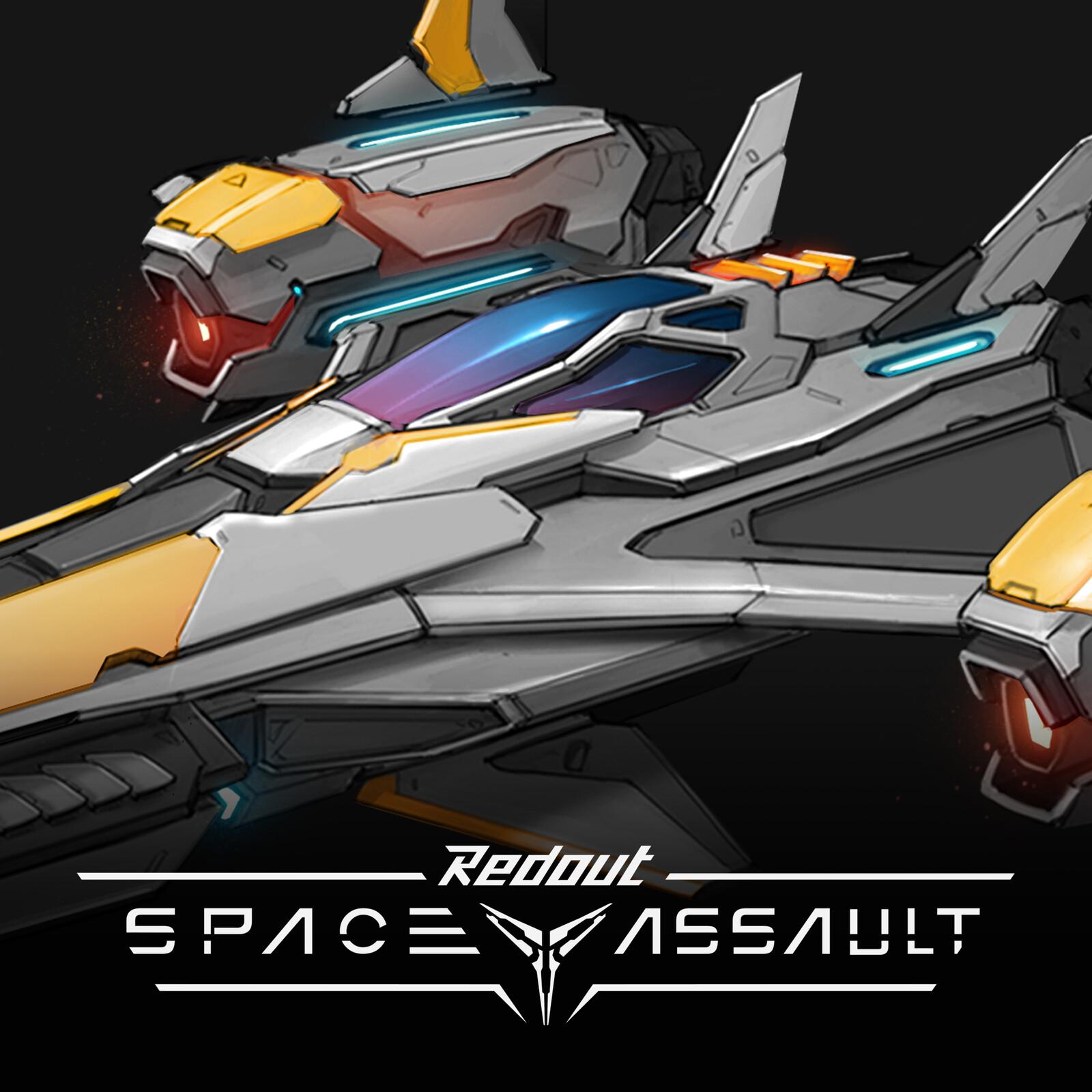 RSA  player ship - Raptor