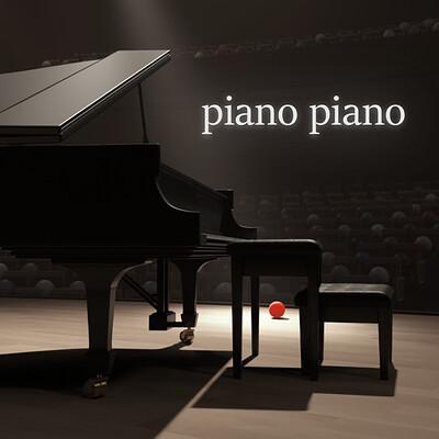 Raz freedman raz freedman piano piano square