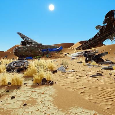 Desert Wreck (2017)