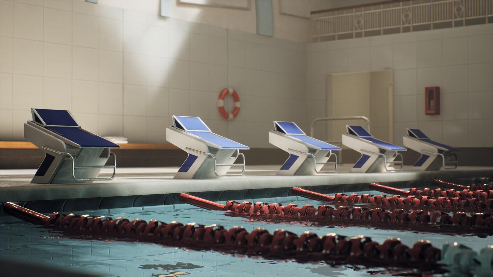 Pool Relight
