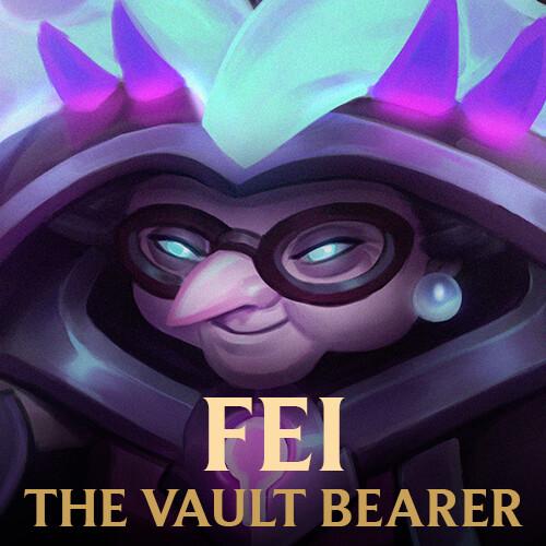 Fei : The Vault Bearer