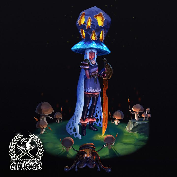 CDC _ MushroomFighter