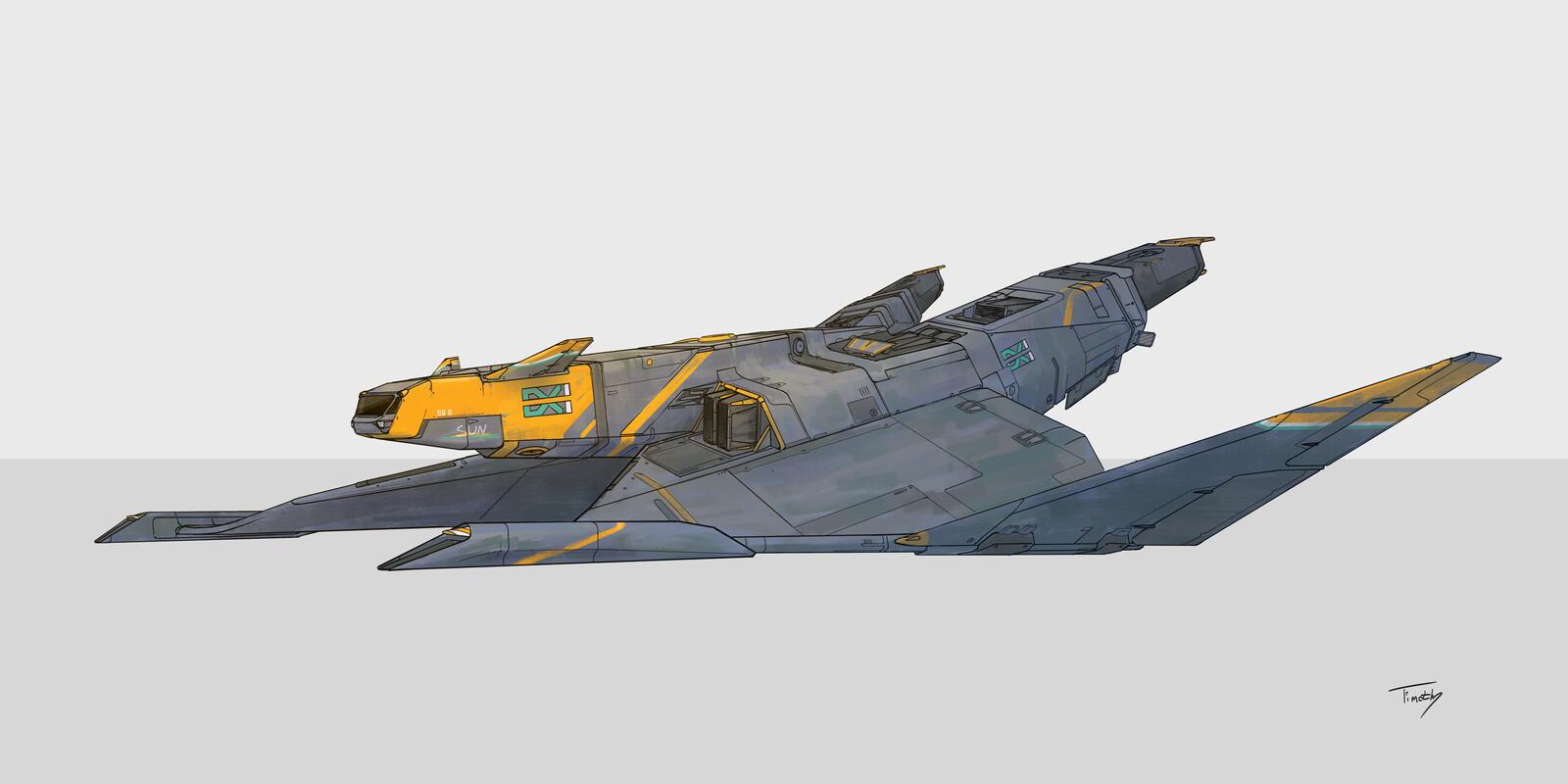 Ekranoplan Concept 2