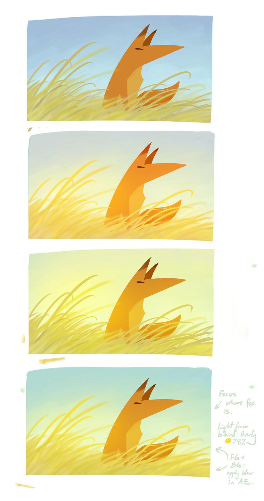 Fox - Concept i