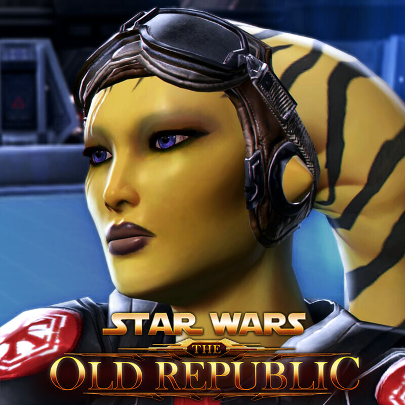 Star Wars: The Old Republic Major Anri