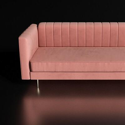 Freddie o reilly freddie o reilly amicie blush pink