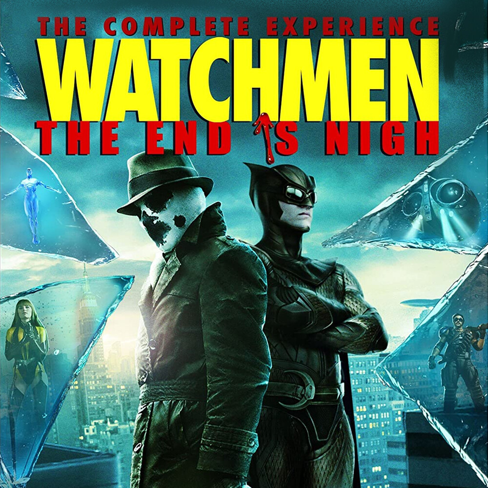 WATCHMEN - The game