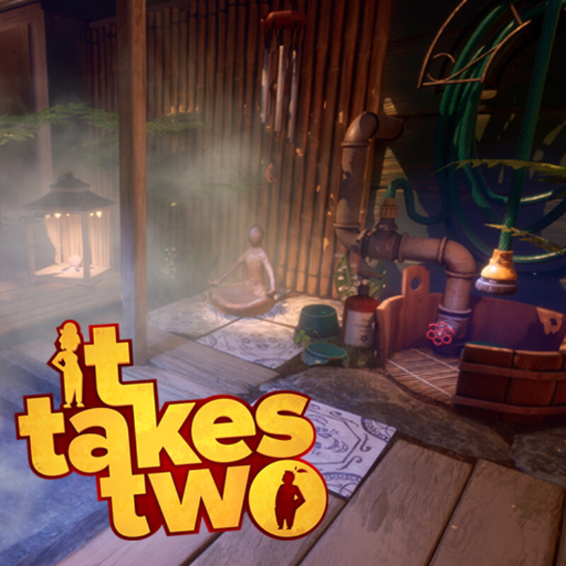 It Takes Two - The Garden - Spa