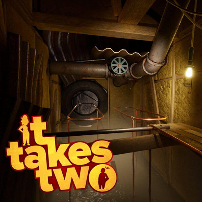 It Takes Two - The Shed - Wired Up